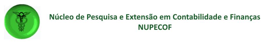Núcleo de Pesquisa e Extensão em Contabilidade e Finanças - NUPECOF FURG
